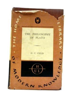 The Philosophy of Plato: G C Field