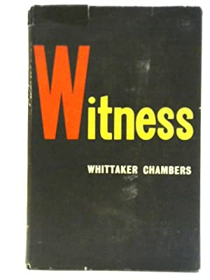 Witness: Whittaker Chambers