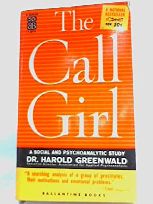 The Call Girl: Harold Greenwald
