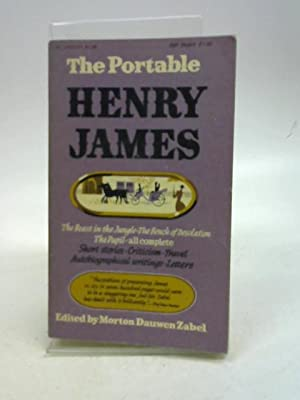 The portable Henry James: Henry James