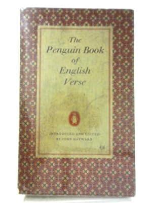 The Penguin Book of English Verse: John Hayward