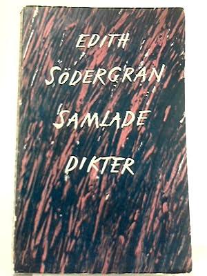 Edith Södergran Zvab