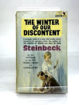 The Winter of our Discontent: John Ernst Steinbeck