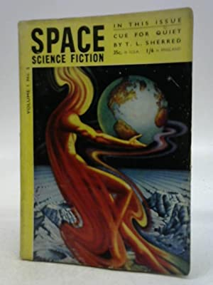 Space science fiction vol. 1, No. 5.