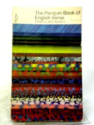 The Penguin Book of English Verse.: John Hayward