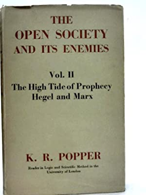 The Open Society and Its Enemies, Volume: K.R.Popper