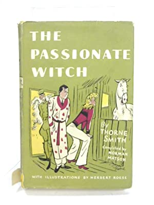 The Passionate Witch: Thorne Smith