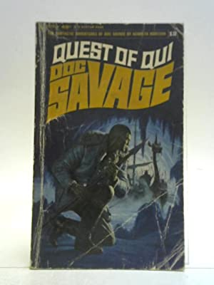 Doc Savage - Quest Of Qui