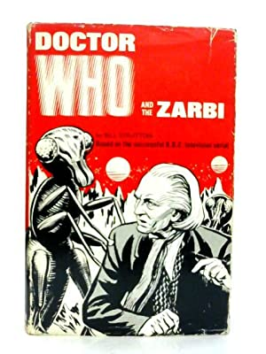 Dr Who and the Zarbi