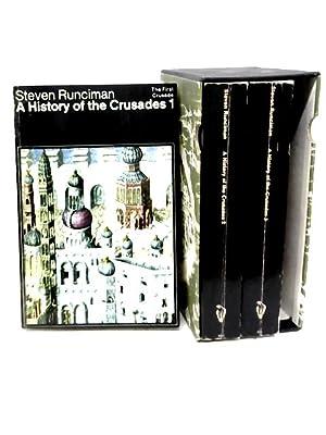 A History of The Crusades Vol I: Steven Runciman