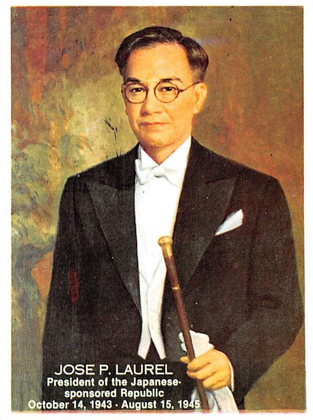 essay by jose p.laurel Essay: dr jose p laurel as president of the second philippine republic,   essay: the kalibapi (association for service to the new philippines) during the .