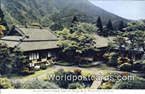Fujiya Hotel, Miyanoshita Spa