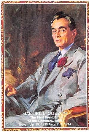 Manuel L Quezon