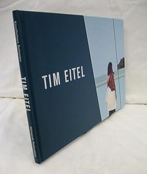 TIM EITEL: AUSSICHT/OUTLOOK -- GEMALDE/PAINTINGS, 2000-2002.: Christoph Tannert