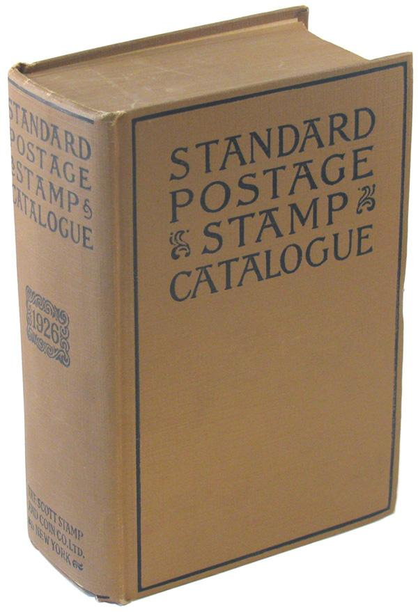 Standard postage stamps catalogue by scott stamp and coin co abebooks fandeluxe Image collections