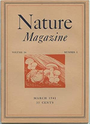 Nature Magazine; March 1941; Volume 34; No: American Nature Association.