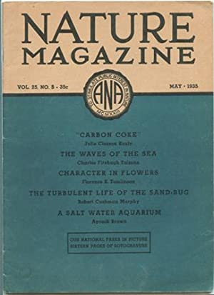 Nature Magazine; May 1935; Volume 25; No: American Nature Association.