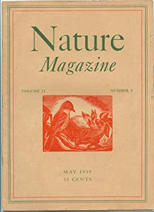 Nature Magazine; May 1939; Volume 32; No: American Nature Association.