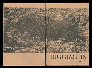 Digging In (No. 1) (containing Interview with Ad Kessler).: Brown, Clark and Diana Hume and Wayne ...