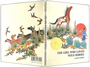 The Girl Who Loved Wild Horses, 1978 - AbeBooks