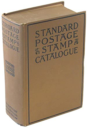 Scott's Standard Postage Stamp Catalogue, Eighty-second Edition, 1926.