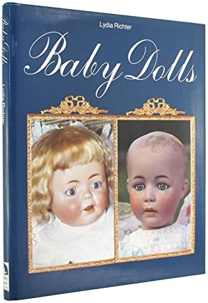 Baby Dolls With Heads Made of Bisque from 1909 Until circa 1930: Character Baby Dolls.