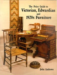 The Price Guide to Victorian, Edwardian and 1920s Furniture (1860-1930).