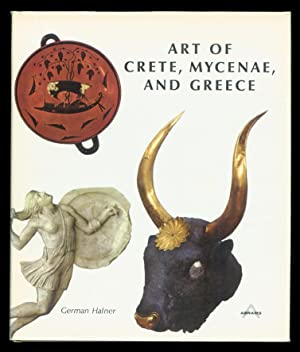 Art of Crete, Mycenae, and Greece (Panorama of World Art series).