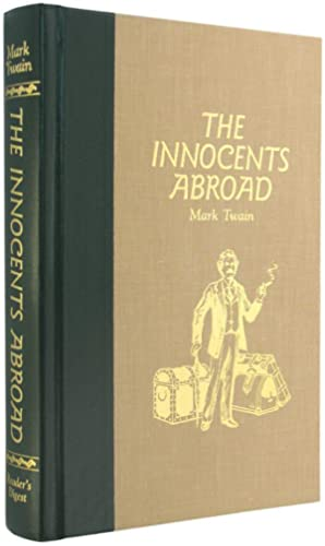 The Innocents Abroad; or, The New Pilgrims': Twain, Mark.