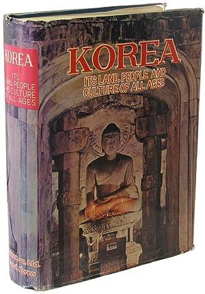 Korea: Its Land, People and Culture of: Hakwon-sa Ltd.