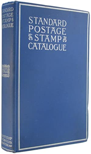 Scott's Standard Postage Stamp Catalogue, Eighty-ninth Edition, 1933.