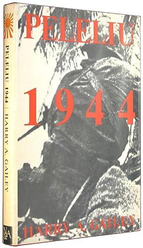 Peleliu 1944.: Gailey, Harry A.