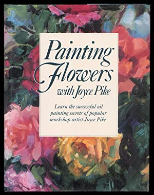 Painting Flowers With Joyce Pike.
