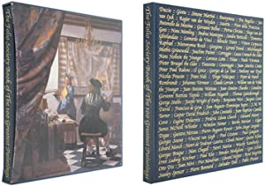The Folio Society Book of The 100 Greatest Paintings.