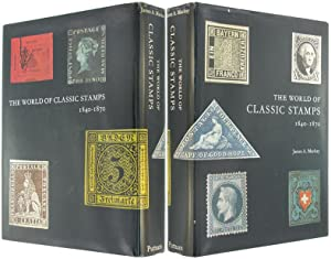 The World of Classic Stamps, 1840-1870.
