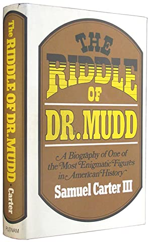 The Riddle of Dr. Mudd.
