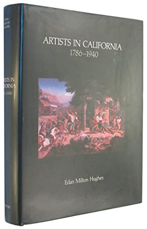 Artists in California, 1786-1940.