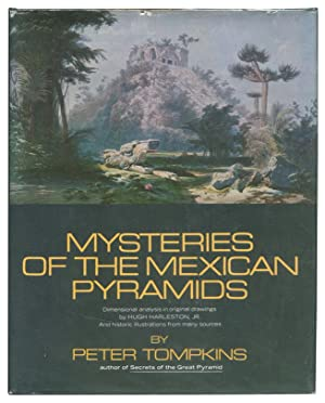 Mysteries of the Mexican Pyramids.