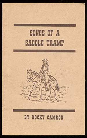 Songs of a Saddle Tramp.: Camron, Rocky.