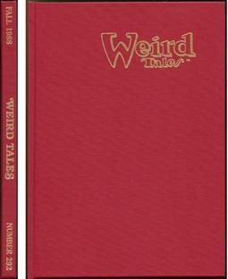 Weird Tales, Fall 1988, Vol 50 No: Betancourt, John and