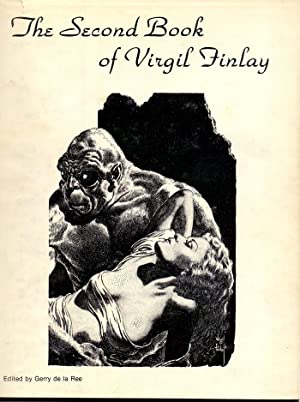 The Second Book of Virgil Finlay; The Fantasy Art of Virgil Finlay.