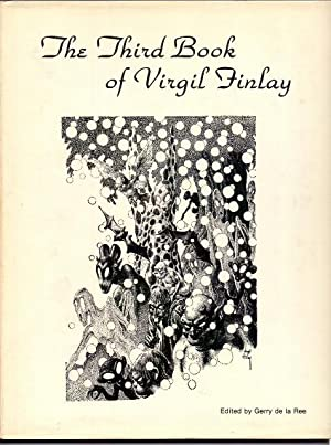 The Third Book of Virgil Finlay. The Fantasy Art of Virgil Finlay.