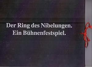Richard Wagner: Der Ring des Nibelungen. Ein: Intendanz Oper Frankfurt