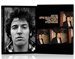 Bruce Springsteen. Further up the road. Limited Edition. Collector Edition Frank Stefanko
