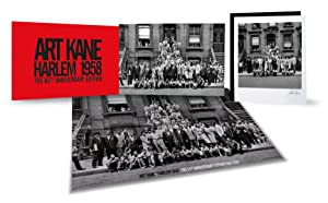 ART KANE. HARLEM 1958. Deluxe Limited Edition