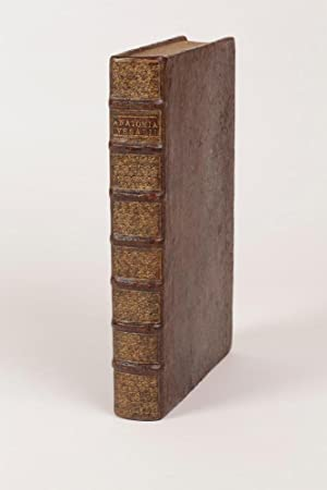 De humani corporis fabrica libri septem.: VESALIUS, Andreas
