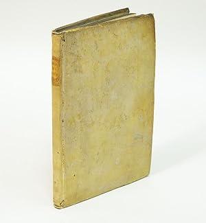 Descrizzione della barriera, e della mascherata, fatte: GALILEI, Galileo] VILLIFRANCHI,