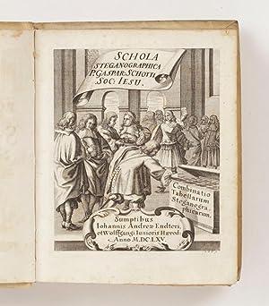 Schola Steganographica, in classes octo distributa, quibus, praeter alia multa, ac jucundissima, ...