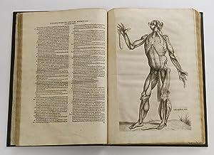 Compendiosa totius anatomie delineatio.: GEMINUS, Thomas