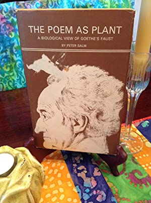 The Poem as Plant: A Biological View: Salm, Peter